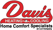 Davis Heating and Cooling Logo